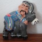 Tadjik donkey